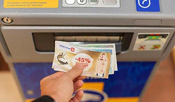 ATM Coupons