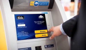 Use BLIK in-app functions at Euronet ATMs