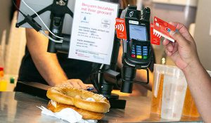 Enable Contactless and Cashless Transactions
